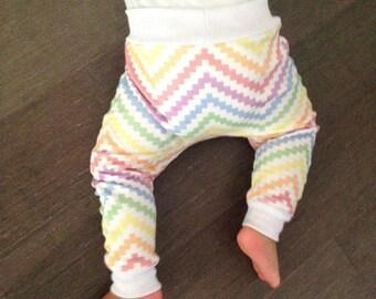 Organic Baby/Toddler Leggings