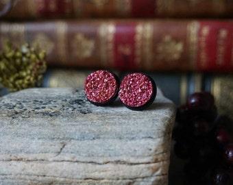 "Earrings ""Ree blood"""