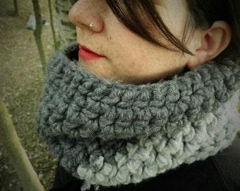 Crochet neck buff - Handmade - Alaska 910