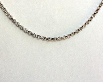 Titanium Steel Necklace Chain