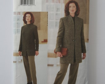 Vogue 9729 The Vogue Women - Jacket, Top and Pants