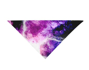 Galaxy Burst Bandana
