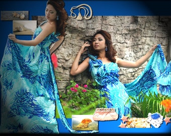 "dress name "" Sea Wisper """