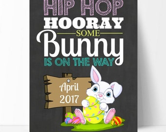 Easter Pregnancy Announcement, Easter Reveal, Easter Baby Announcement, Pregnancy Reveal, Easter Pregnancy Reveal, April Pregnancy