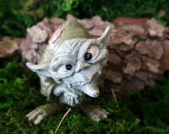 Miniature Troll - Ollie