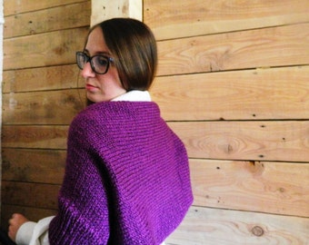 shawl wool