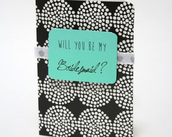 Will You Be My Bridesmaid Card Set, Blank