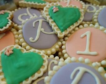 Vintage Inspired Sugar Cookies