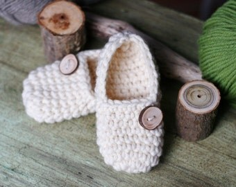 Crochet PATTERN - Bulky Slippers. Quick and easy. 9 Sizes (all separated): EU 25 - 35, USA 8.0C - 30.Y)