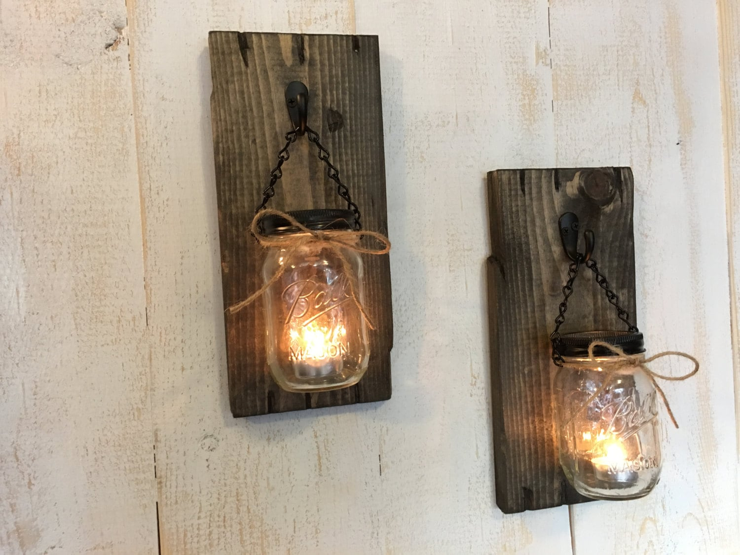 Candle holders rustic candle holders candles mason jar candles candle holders rustic candle holders candles mason jar candles candle decor wall sconces candle sconces wood mason jar sconces amipublicfo Images