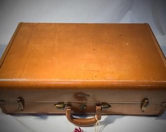 Matching Pair of Samsonite Vintage Suitcases