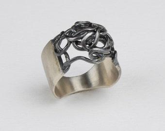 Macramé Ring