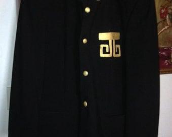 Power Symbol - Greek Key Jacket