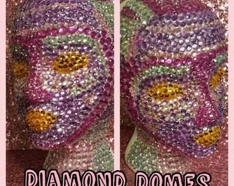 Diamond Domes - Berry