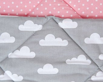 Floor mat – Cloudy Rose