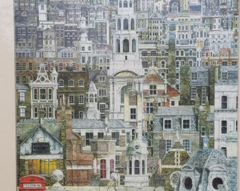 Artists Proof of Lost London