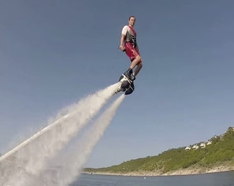 Wataboard is the best Flyboard water jet alternative for beginners and pro's