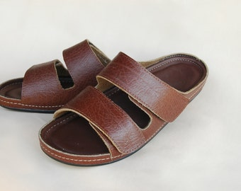 Leather shoes, Men shoes, Bio leather slippers for men, slippers, men leather slippers, biolife slipper, comfortable slippers, men slippers
