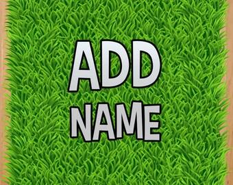 ADD name fee - adds on