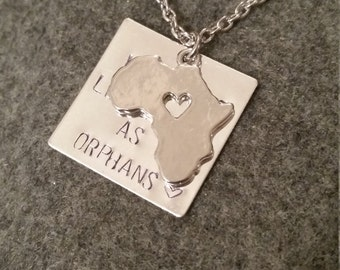 Orphans Necklace