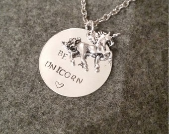 Always Unicorns Necklace