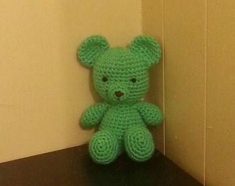 Crochet Amigurumi - Teddy Bear