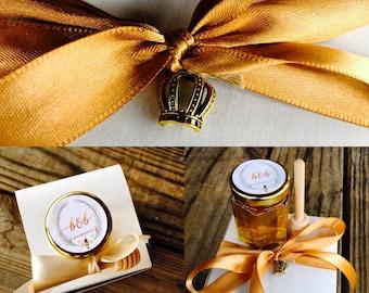 Hostess Gift, Thank you Gift, Honey Gift, Tea Party, Honey for Tea, Tea