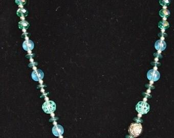 Forest Breeze Necklace Set