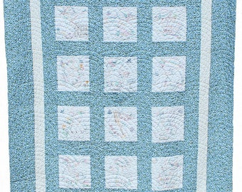 Pretty Sue - lap quilt