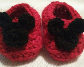 Baby Booties made in any size