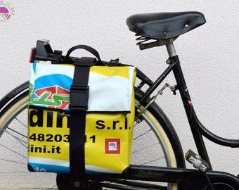 Freedom Bike Bag: panniers-Cruelty free