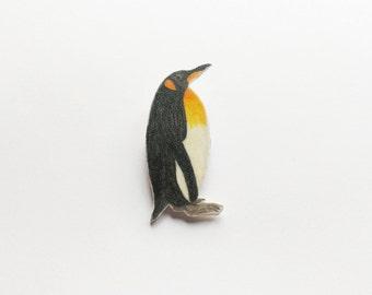 Brooch Penguin