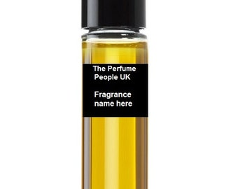 Ginger and nutmeg (with sandalwood) - Perfume oil  - (Gp1-The Perfume People)
