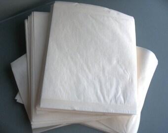 Bath Tea Bags - Large Tea Bags - Soak - Herb Oil Strainer - DIY - Heat and Seal Bags