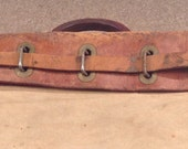 REDUCED Sears Roebuck & Co dispatch bag made by Max W. Behnke Makers Chicago