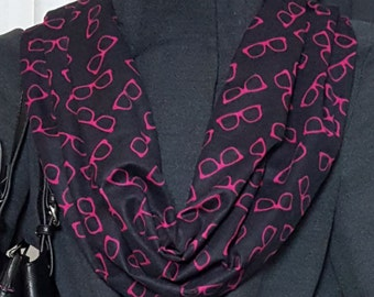 Scarf/Infinity-The Chic Duo-FREE SHIPPING