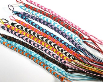 Surfer friendship bracelets unisex 2 colours mixed colours