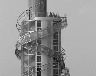 Redcar Beacon, Vertical Pier