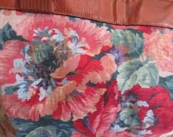 St Michaels vintage bag