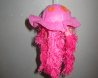 Floating Jellyfish Plushie