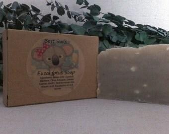 SALE! Eucalyptus Soap **OVER 15% OFF**
