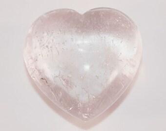 Crystal Quartz Meditation Heart