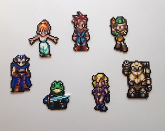 Chrono Trigger - Party Members Sprite Set