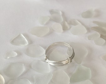 Sterling Silver Ring - Simplicity