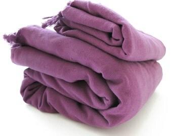 SALE %40 Turkish Towel Luxe Purple Bath Towel SET,Luxury Towel,Cotton,Towel Set,Eco Friendly,Natural Cotton,Peshtemal Towel,Fouta