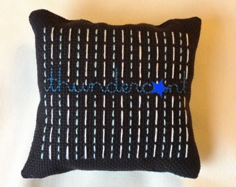 Thunderc*nt--Useless Tiny Pillow