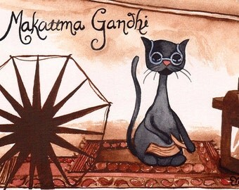 Nr 1036 Makattma Gandhi