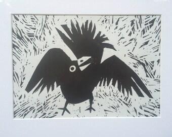 Crow Print