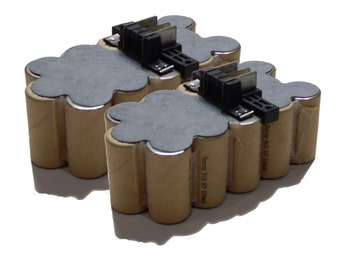 18 volt SnapOn NiCd Battery Insert 2-Pack