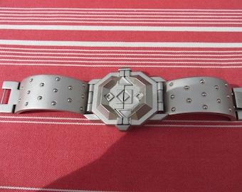 Vintage Unisex Watch Hi-Tek London Alexander